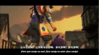 LaLaLaDemacia temporada 1 capitulo 2 sub español (league of legends).
