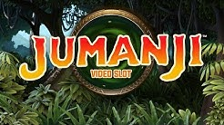 Jumanji (NetEnt) BONUS & BIG WIN