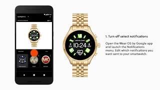 Michael Kors Access Lexington 2 Smartwatch Connectivity Issues