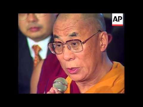 Taiwan - Visit Dalai Lama