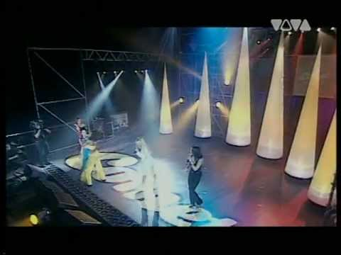 Spice Girls Who Do You Think You Are LIVE Comet VIVA