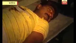 TMC worker killed at katwa