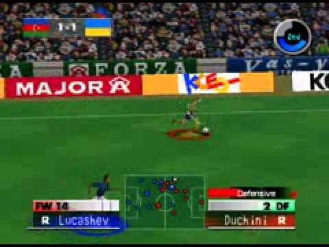 Ukraine 4-5 Azerbaijan ОТ  2nd stage