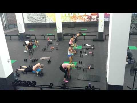 Perfect Pulse Pretoria Group Training 1