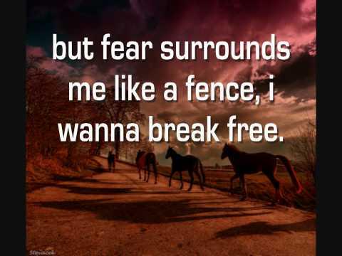 Natasha Bedingfield - Wild Horses (Lyrics on screen)