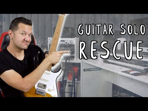 Two Simple Ideas For Better Guitar Solos
