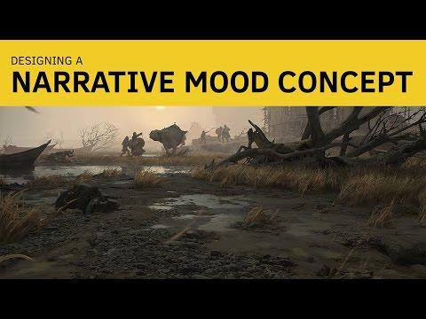 Designing A Narrative Mood Concept - Sebastian Gromann