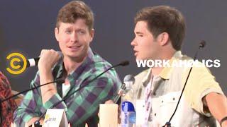 Workaholics - San Diego Comic-Con 2013 - Q&A Session, Part 1