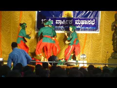 Advika Shetty Did/Kamsale dance