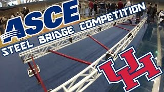 Uh Steel Bridge Competition 2014 - Gopro - Hd