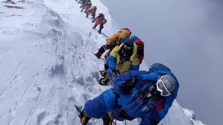 Deadliest Everest Climb Facts