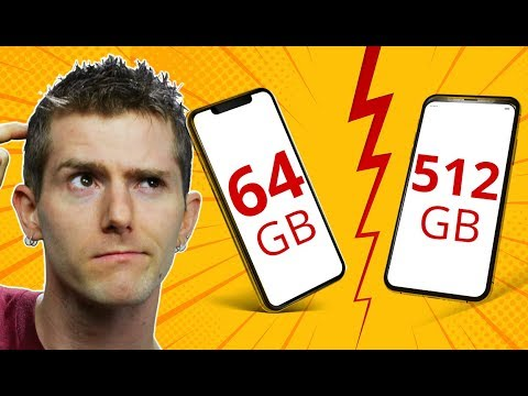 How Much Phone Storage Do You Need?