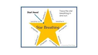 Calm Breathing: Star Breathing