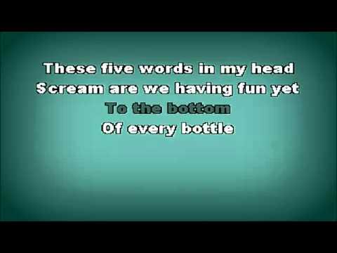 nickelback how you remind me karaoke