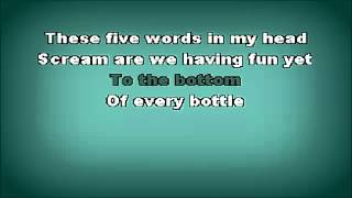 nickelback how you remind me karaoke