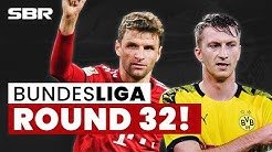 Bundesliga Round 32: Football Match Tips, Odds & Predictions