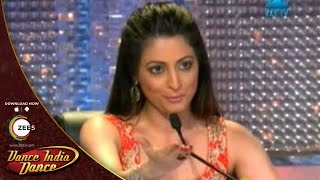 Dance India Dance Season 4 January 25, 2014 - Biki Das