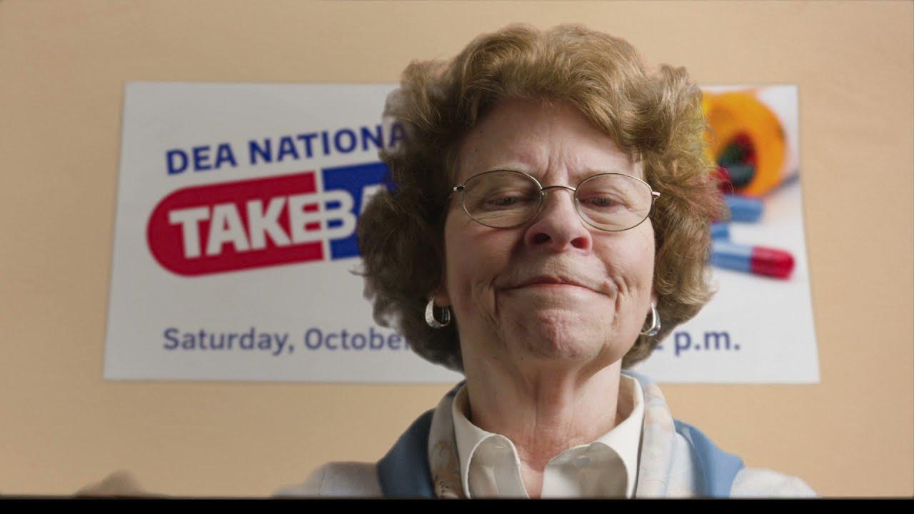 National Prescription Drug Take Back Day, October 23, 2021