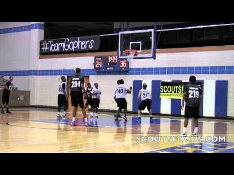 Team 2 #276 Jalen Johnson, Canyon Creek Christian Academy TX 2013, 5'10 173