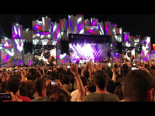 Show do Aerosmith no Rock in Rio - I don´t wanna miss a thing