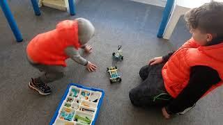 Gambar cover Tractor-1 (Dima) Antalya Robotik ve Kodlama Atölyesi Lego Wedo 2.0