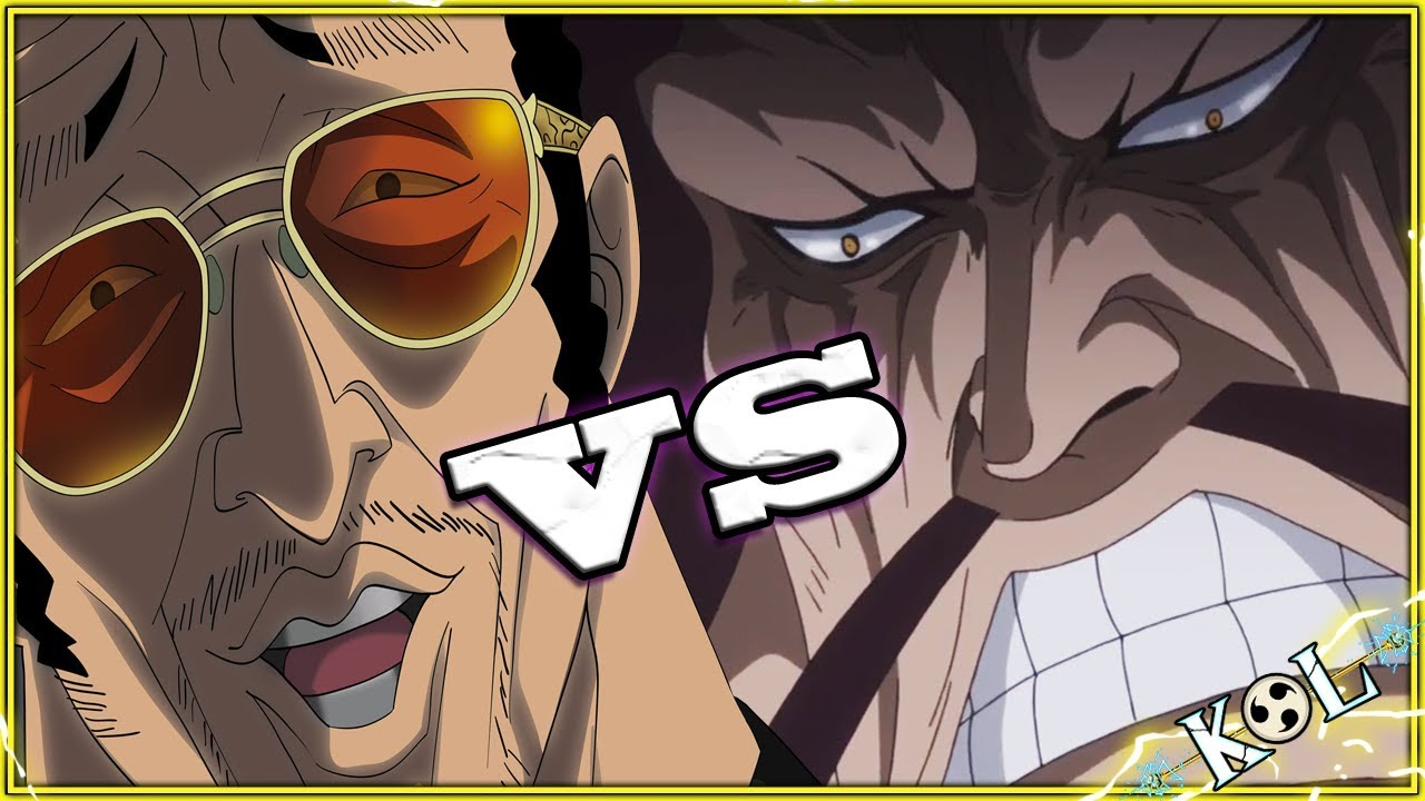 Yonko Vs Admirals: How Many Admirals Does It Take To Beat A Yonkou? - One  Piece Discussion