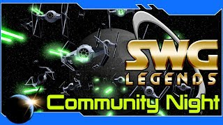 SWG Legends - Imperial Pilot Path - Jump To Lightspeed - Star Wars Galaxies