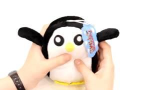 Обзор - Мягкая игрушка пингвин Гантер сериал Время приключений