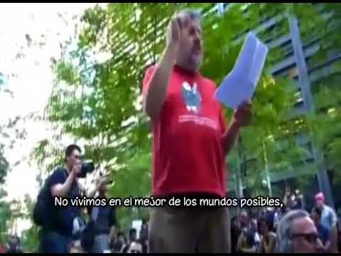 Zizek en Wall Street (subtitulado)