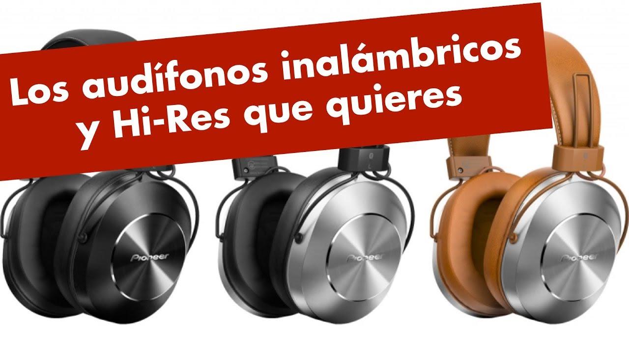 cf2687421b8 Los audífonos Pioneer MS7Bt son que buscabas | LuisGyG - YouTube
