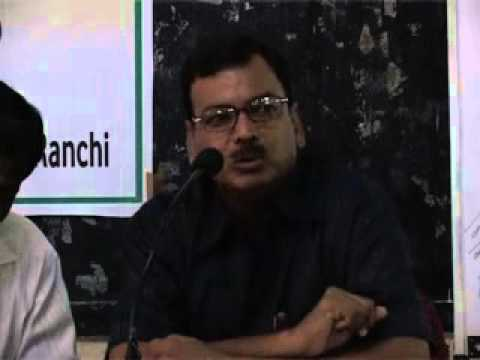 Human Rights & the Law Ranchi 14-15 July 2012 Part 1