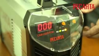 видео Полуавтомат сварочный 380 В - выбираем проф оборудование