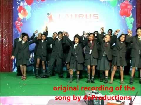 Together We Can Change the World~ Performed  Laurus the school of excellence