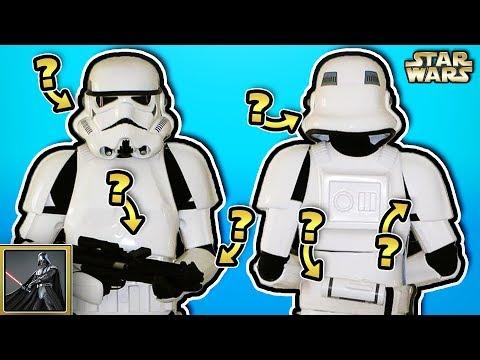 Star Wars: Die Rüstung und Ausrüstung von Sturmtruppen erklärt