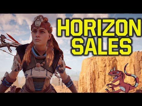 Horizon Zero Dawn sales to be 8 million copies? IS IT POSSIBLE?! (Horizon Zero Dawn gameplay)
