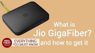 What is Jio GigaFiber and how to get it?
