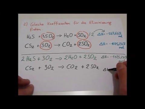 Satz Von Hess Ubungsbeispiel 2 Eine Gleichung Wird Umgedreht Youtube