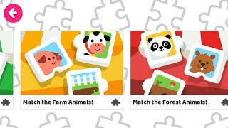 Match The Animals - Kid Game