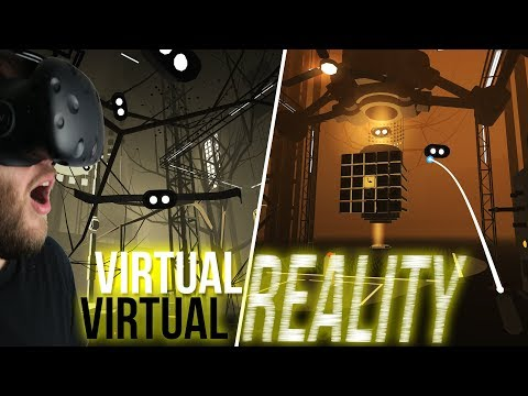 V-VR - Hacking The System - I Found A Hidden Key! - Virtual Virtual Reality (Oculus VR)