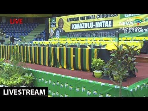 KZN ANC ELECTIVE CONFERENCE: 8 JUNE 2018