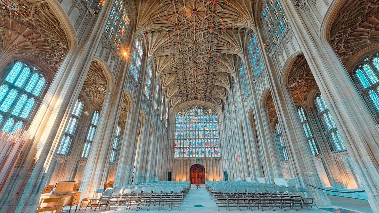 St. George's Chapel at Windsor Castle
