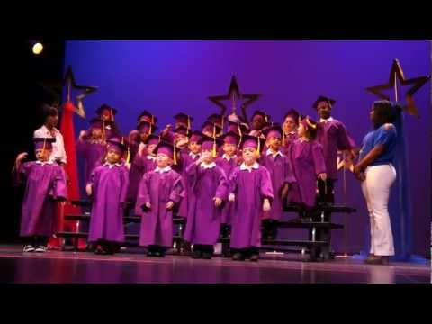 Fifty Nifty United States performed by StarChild Academy Pre-K graduates