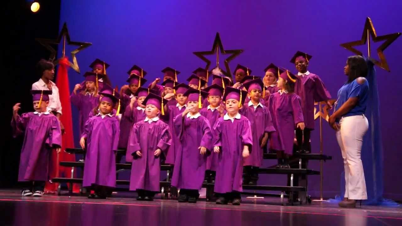 fifty nifty united states performed by starchild academy pre k