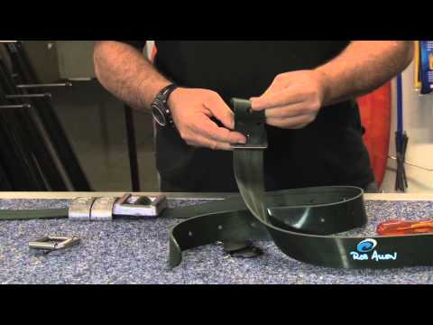 Rob Allen How To :  Weight Belts