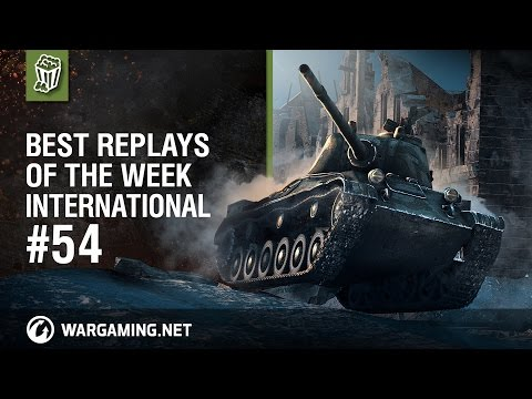 Best Replays of the Week International #54