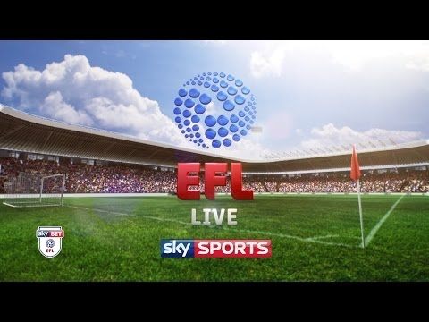 skyBET Championship 2016/2017 Intro
