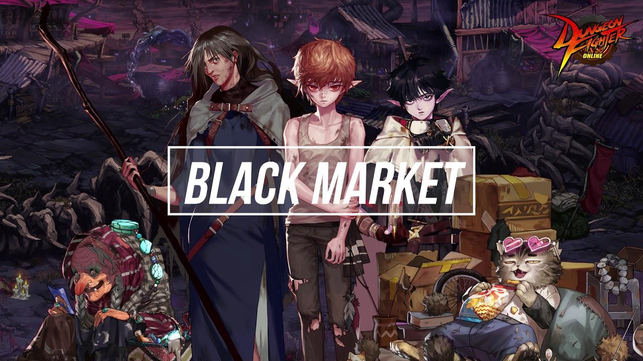[HarlemOST] Black Market - YouTube