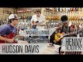 Hudson Davis | Henny Hendrexz | Michael Lemmo at Norman's Rare Guitars