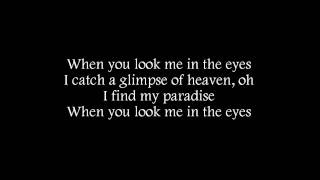 Download Jonas Brothers - When You Look Me In The Eyes (Lyrics on Screen) MP3 song and Music Video