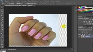 Fazer as unhas no photoshop